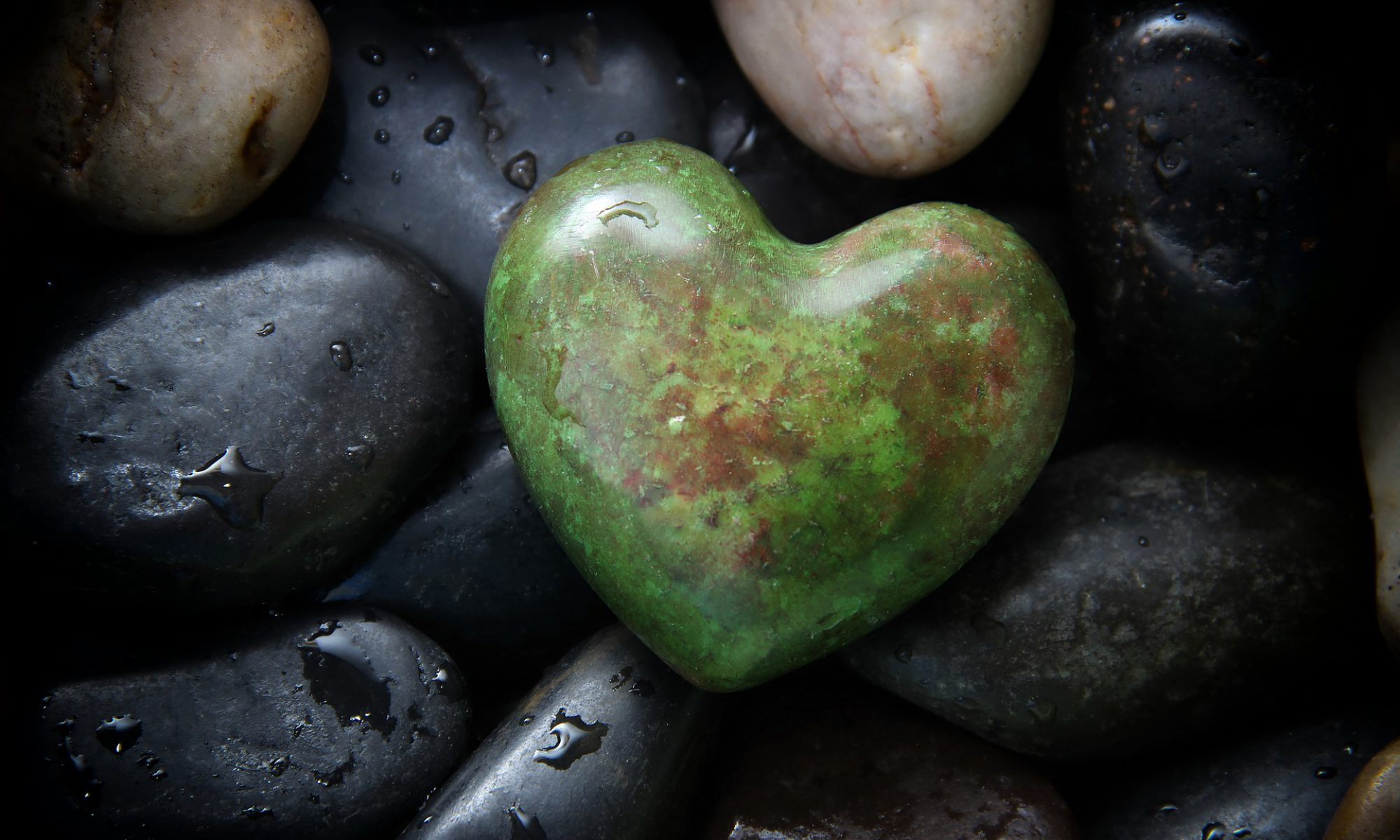 The open Green Heart